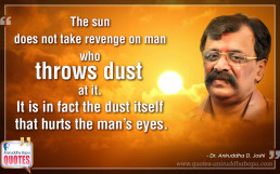 Quote by Dr. Aniruddha Joshi on Jealousy Revenge in photo large size